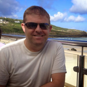 Gareth Hill